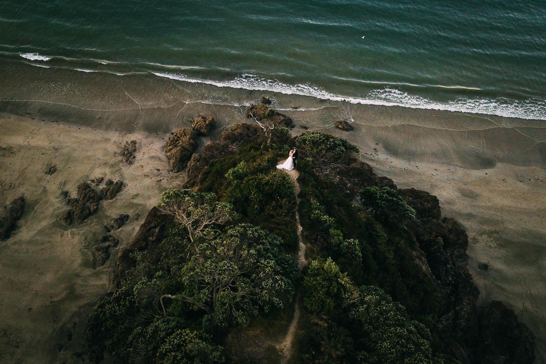 Krup studio Fotografo Video e Album di Matrimonio a San Benedetto del Tronto e Italia Ritratto in spiaggia in Nuova Zelanda