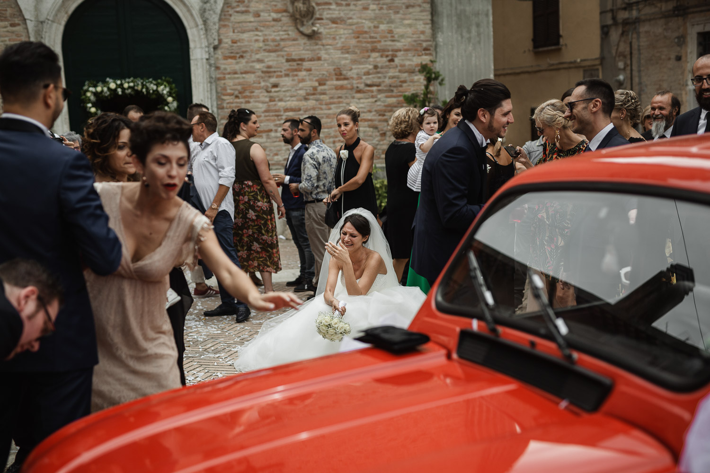 Fotografia Reportage Matrimonio Marche Italia