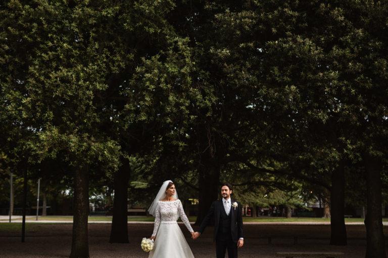 Fotografia Matrimonio a Fermo con cena sotto le stelle a Villa il Cannone